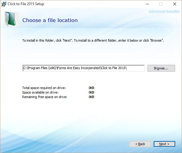 Click to File for Outlook – Installation, Configuration, and